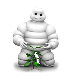Новый Ресурс поддерживает инновации Michelin.